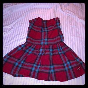 Hollister Halter Dress Large